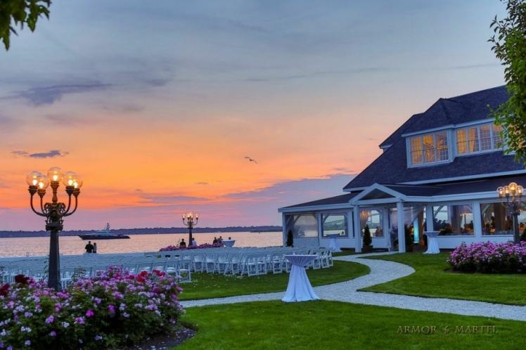Belle Mer, Longwood Events - Newport, RI