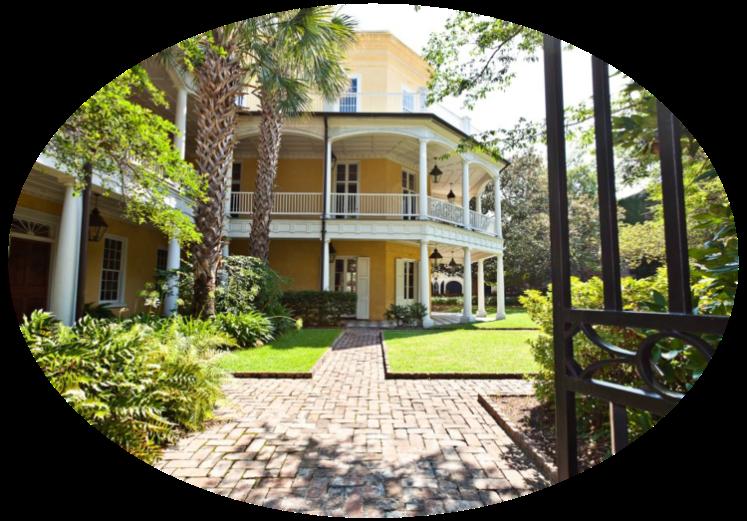 The William Aiken House - Charleston, SC